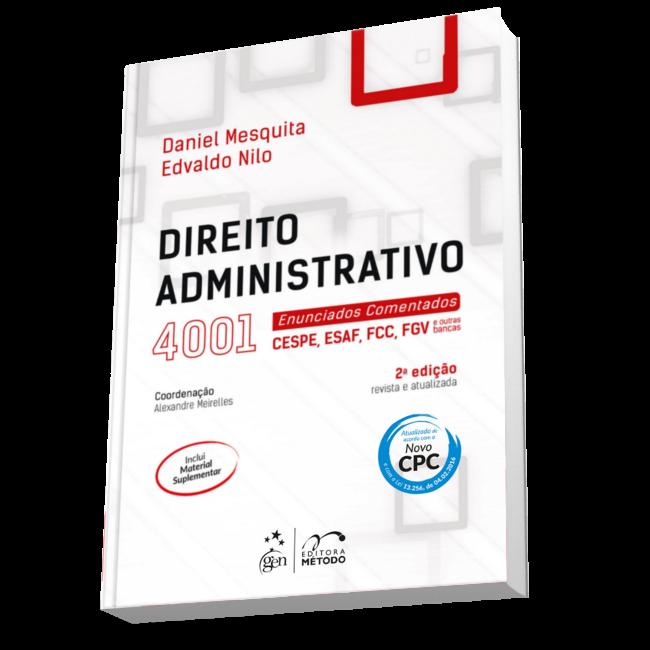 4001 Direito Administrativo