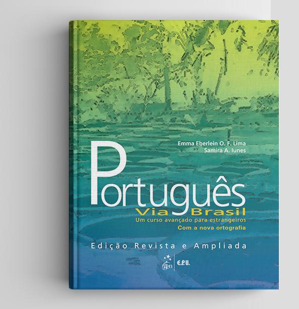 Português via Brasil - Livro Texto