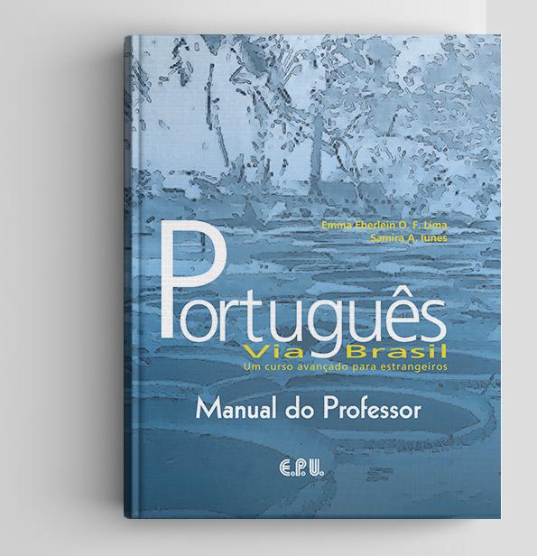 Português Via Brasil - Manual do Professor