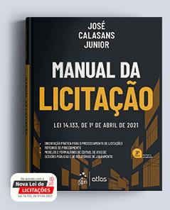 Manual da Licitação