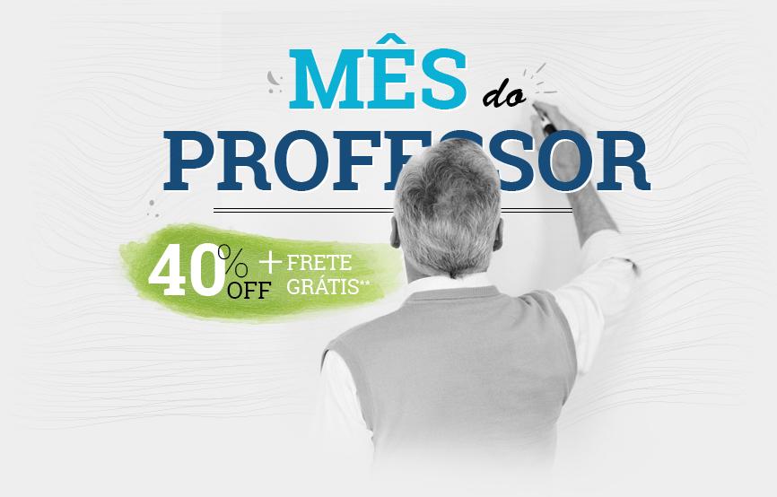 Mês do Professor