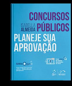 Livro: Concurso Público - Planeje sua Aprovação