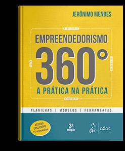 Livro: Empreendedorismo 360°