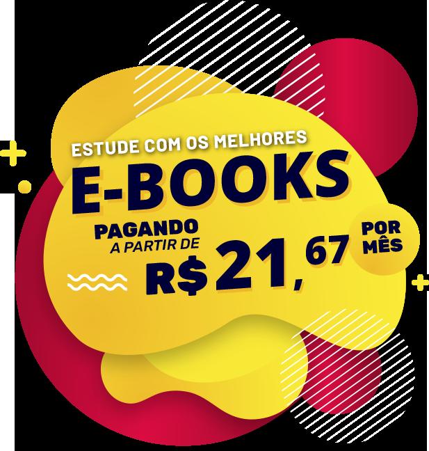 Estude com os melhores E-Books!