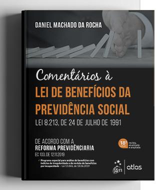 Livro: Comentários à çeo de Benefícios da Previdência Social