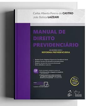 Livro: Manual de Direito Previdênciário