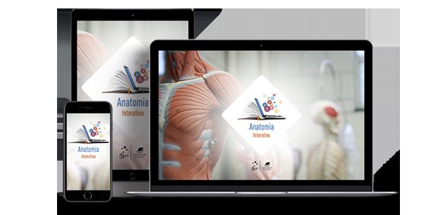 Trilha de Anatomia exibida nos dispositivos